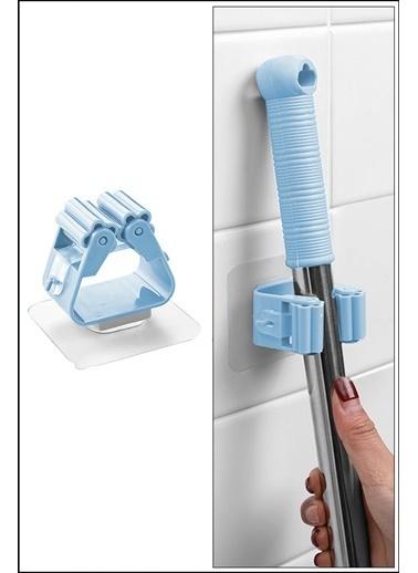 Kitchen Love Plastik-Büyük Sihirli Tutacak-12X7Cm Mavi